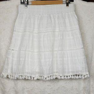 Lot of 2 Loft skirts size Large